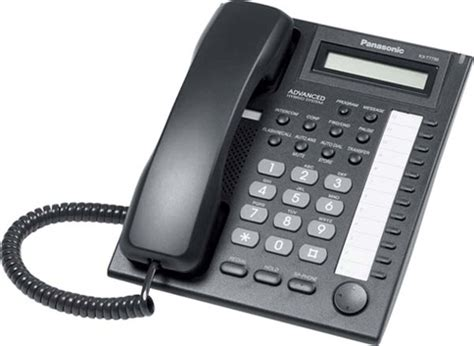 Pabx Panasonic Kx Tes824 Telephone Key Kx T7730 3 panasonic kx t7730 black hybrid system corded telephone adjustable lcd new ebay