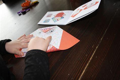 Origami Review - review eenvoudige origami djeco 5 10 jaar kiddowz