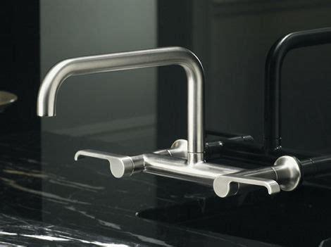 Kohler Torq bridge faucet   the new kitchen sink faucet
