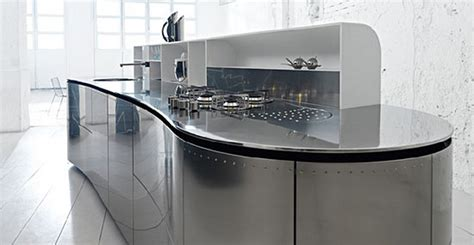 Stainless Steel Kitchen Islands Benefits That You Must Stainless Steel Kitchen Designs