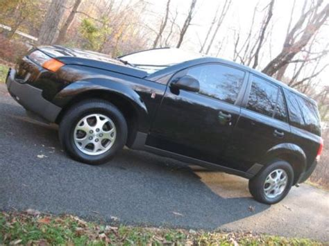 2003 saturn vue manual 2003 saturn vue power sunroof manual operation sell