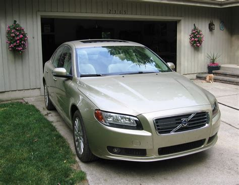 2007 volvo s80 information and photos momentcar