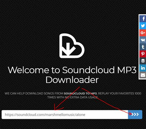 download mp3 from soundcloud url soundcloudintomp3 com download tracks from soundcloud