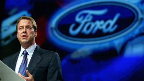 bill ford bill ford jr car industry on threshold of a series of
