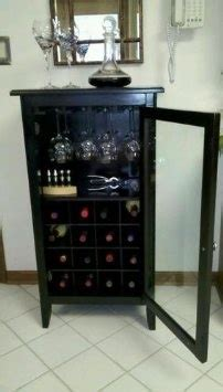 Winsome Wood Wine Cabinet With Glass Door Espresso 17 Best Images About Wine Glass Cabinet On