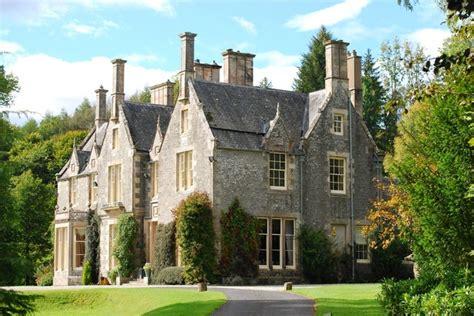 traditional scottish house designs hoscott house scottish borders