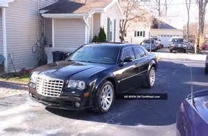 2006 Srt8 Chrysler 300 2006 Chrysler 300 C Srt8 Sedan 4 Door 6 1l 33k Mi