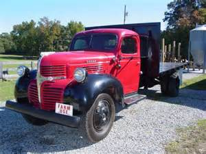 1946 Dodge Truck For Sale 1946 Dodge 2 Ton Flat Bed Dump Truck Used Classic Dodge