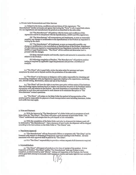 section 10 of contract act contract by axxess pharma inc