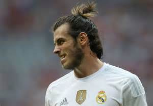 gareth bale hair style sports roll call how ronaldo sent bale to a psychiatrist