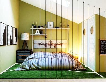 Ranjang Lesehan model rumah contoh desain kamar tidur lesehan terbaru