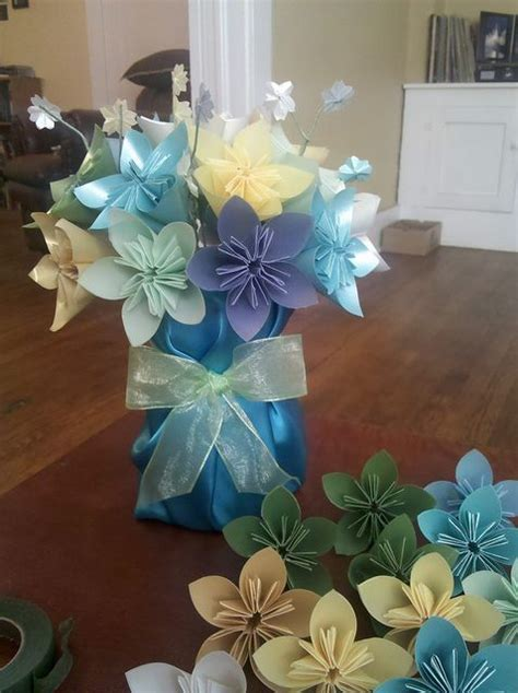 origami centerpiece 1000 images about wedding decor origami on