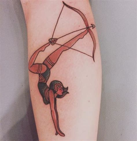 tattoo hand stand say it in ink 12 archery tattoos we love
