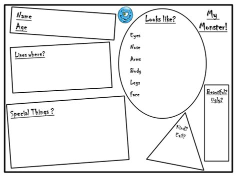 character description template ks1 character profile sheet by emmamartinez1507 uk teaching