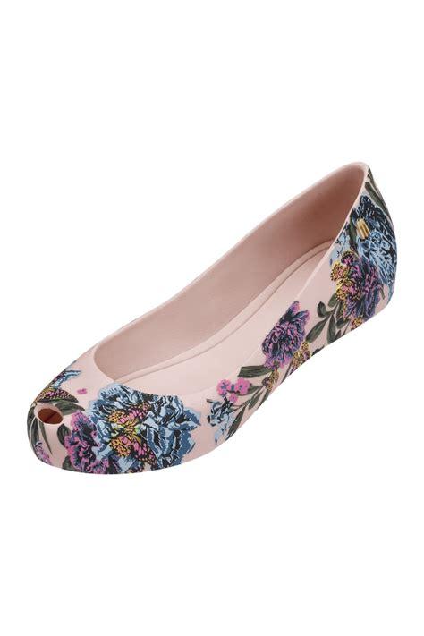 blush flower shoes ultragirl 3d 19 floral print shoe in blush