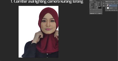 cara edit warna foto di photoshop cs6 3 cara pantas terangkan warna gambar guna photoshop cs6
