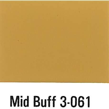 what color is buff esdee syncoat mid buff 3 061synthetic enamel paint