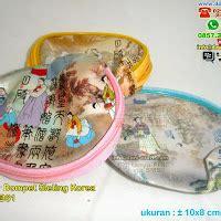 Hiasan Souvenir Korea dompet hias flanel souvenir pernikahan