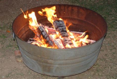 tub pit 14 genius ways to repurpose galvanized buckets and tubs