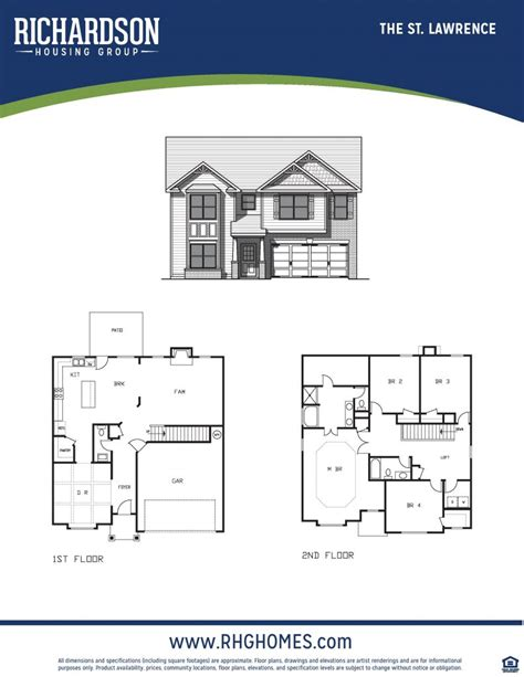 richardson homes floor plans richardson homes floor plans tag archive for quot floorplans quot richardson housing group