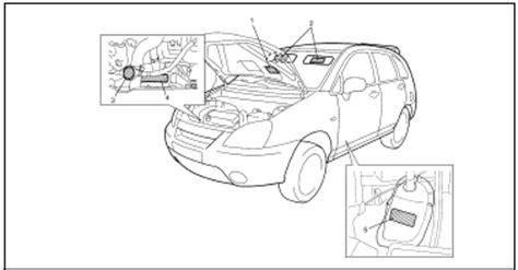 2003 Suzuki Aerio Repair Manual Starter Location On 2003 Suzuki Aerio Liana Starter Get