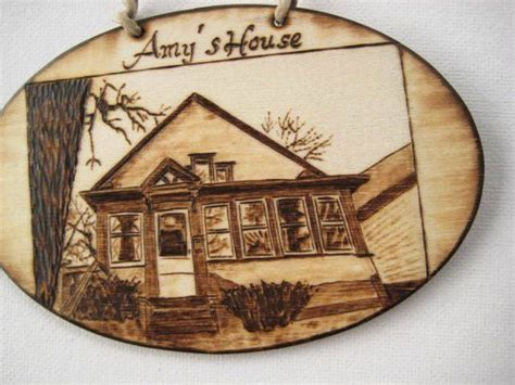 house ornament personalized custom house ornament our home just moved new