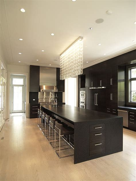 contemporary island kitchen kitchen island design ideas types personalities beyond