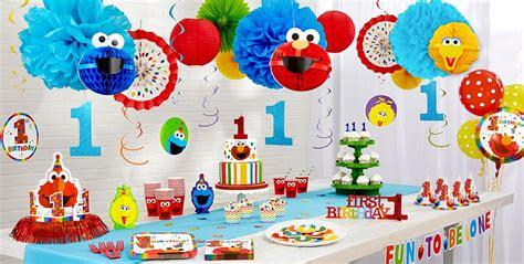 elmo 1st birthday supplies city