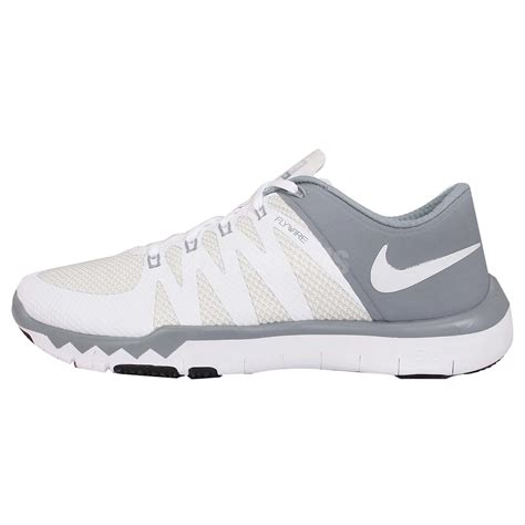 Nike Free 5 0 Made In 100 nike free trainer 5 0 v6 white grey 2015 mens cross