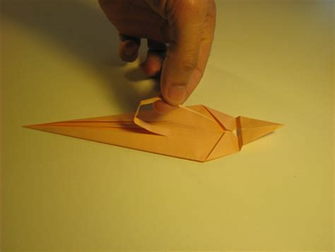 Shrimp Origami - origami shrimp folding how to fold origami