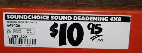 attachment browser home depot sound board tag number 1
