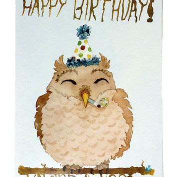 Happy Birthday Owl Meme - image gallery owls wearing birthday hats