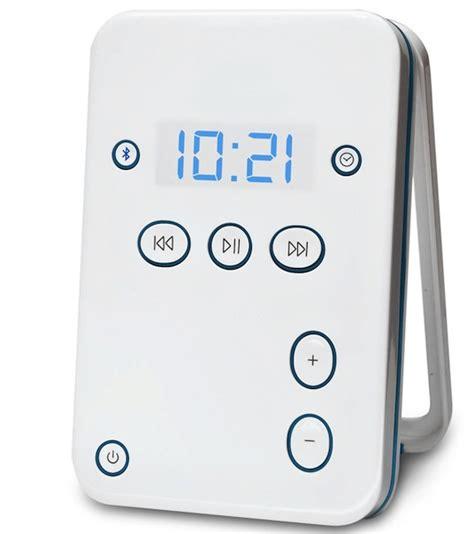 Bluetooth Bathroom Speakers by Bluetooth Shower Speaker Craziest Gadgets