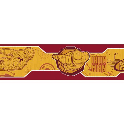 iron man home decor iron man party supplies streamer decorations at toystop