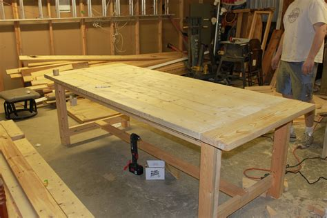Build Dining Room Table Make A Table For Your Dining Room Sidetracked