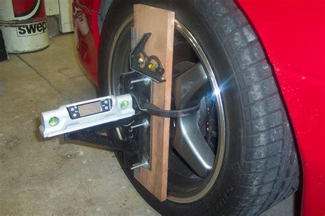 wheel alignment diy diy poor mans wheel alignment ls1tech