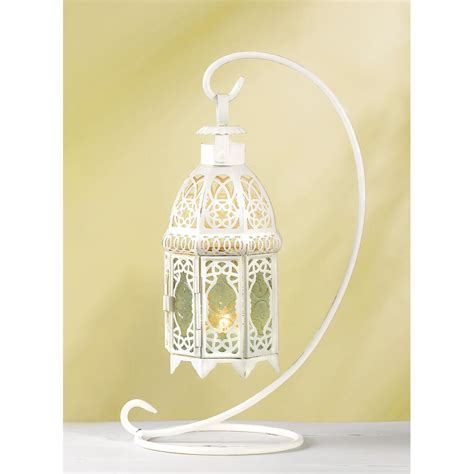 Fancy Candle Stand Home Locomotion White Fancy Candle Lantern With Stand