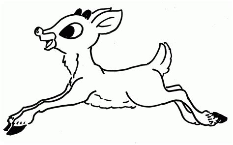 rudolph coloring page printable rudolph coloring pages high quality coloring pages
