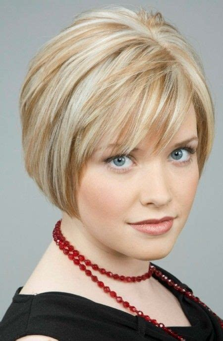 short layered hairstyles for fine hair short hairstyles