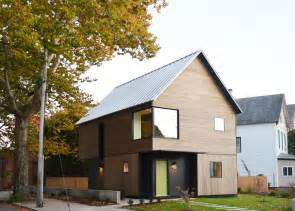 Affordable Small Homes by An Affordable Family Home Designed Amp Built By Yale Students