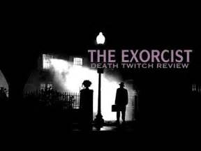 film review of exorcist the exorcist horror movie review youtube