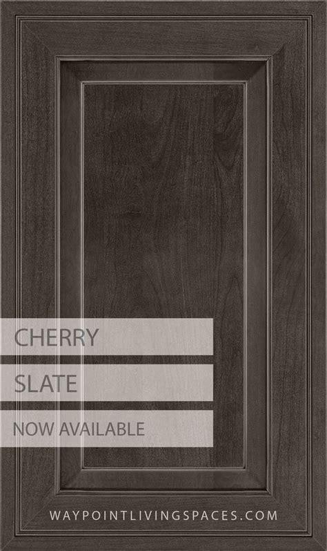 finish cherry slate     order