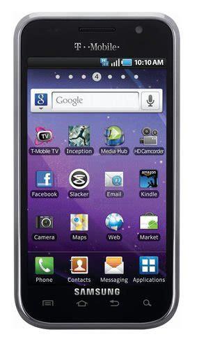 mobile galaxy samsung vibrant t959v 4g unlocked cellphone galaxy ssamsung