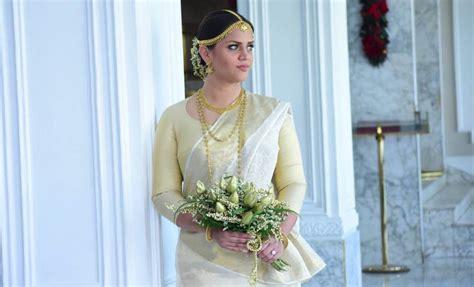 Rosy Senanayake's Eldest Daughter's Lavish Wedding Festivities