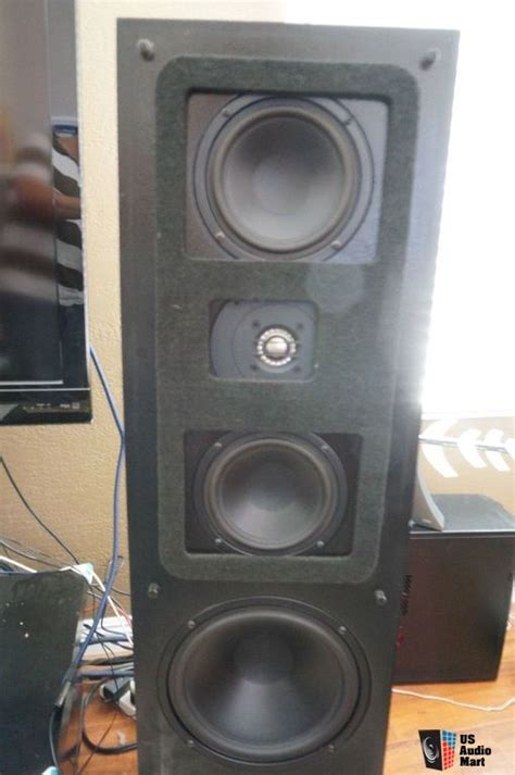 legendary snell type c v loudspeakers also known as poor