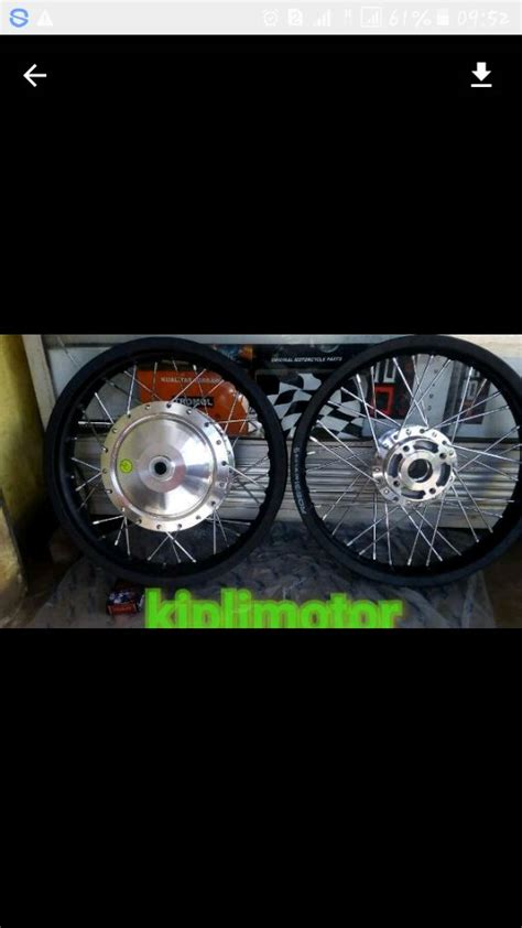 Spare Part Yamaha Mio Smile jual velg set ring 14 untuk yamaha mio sporty mio smile