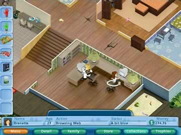 simulation games virtual families plant tycoon