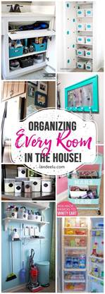 how to organize my house pretty and inexpensive ways to organize your home
