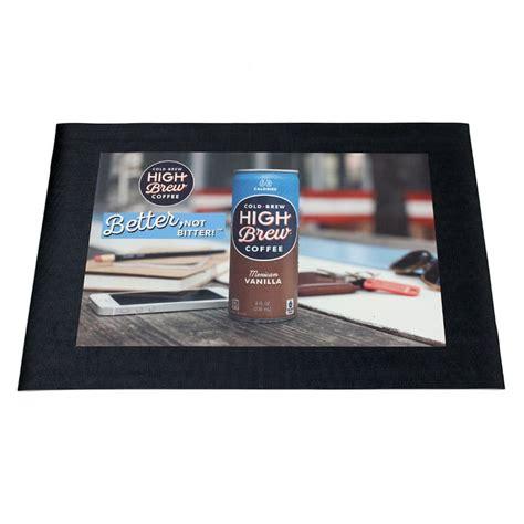 Mat Display by Direct Print Duramat Vinyl Pop Display Floor Mat