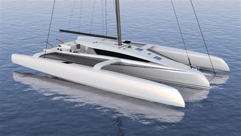 trimaran parts trimaran designs grainger designs catamarans and trimarans